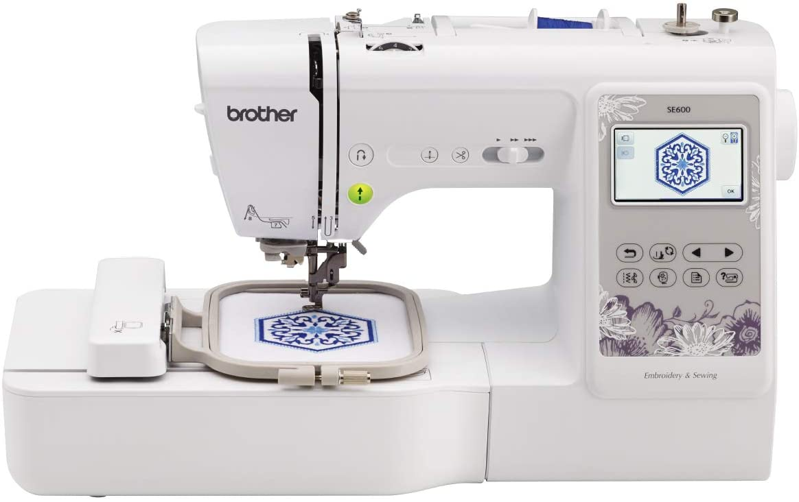Brother SE600 Embroidery Sewing Machine